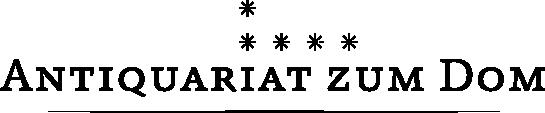 Logo des Antiquariat zum Dom in Bautzen